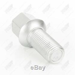 10x Wheel Bolts Screw Round Taper M14x1, 5x27 For Audi Coupé Convertible