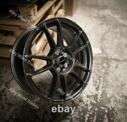 15 Grey X5 Alloy Wheel Audi 90 100 80 Coupe Cabriolet Saab 900 9000 4x108