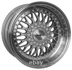 16 Sp Vintage Alloy Audi Wheel 90 100 80 Coupe Cabriolet Saab 900 9000 4x108