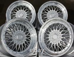 17 Sil S Rs Alloy Wheels For Audi A6 C7 A8 Q3 Q5 Q7 5x112 Coupe Tt Cabriolet