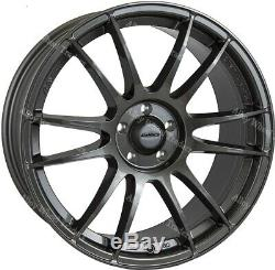 17 Suzuka Gray Alloy Wheels Audi Coupé Cabriolet 90 100 80 Saab 900 9000