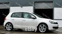 17 Targa Tg4 Wheels Alloy B5 Audi A4 B7 B8 B9 Saloon A5 Coupé Cabriolet