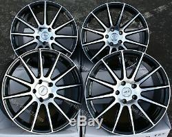 18 Bmf 02 Wr Wheels Alloy For Audi A6 C7 A8 Q5 Q7 5x112 Coupe Tt Convertible