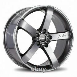 18 Gm Blade Wheels Alloy For Audi A6 C7 A8 Q5 Q7 5x112 Coupe Tt Cabriolet Wr