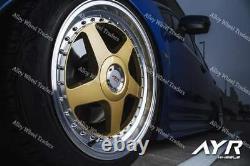 18 Gpl 04 Alloy Wheels For Audi A6 C7 A8 Q5 Q7 5x112 Cut Tt Cabriolet Wr