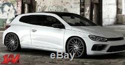 19 Alloy Wheels Bpl Zx1 For Audi A6 C7 A8 Q3 Q5 Q7 5x112 Tt Coupe Cabriolet