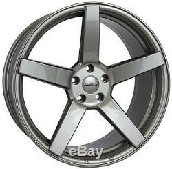19 CC Gm-q Alloy Wheels For Audi A6 C7 A8 Q3 Q5 Q7 5x112 Coupe Tt Cabriolet