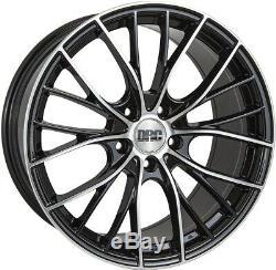 19 DMM Bmf Wheels Alloy For Audi A6 C7 A8 Q3 Q5 Q7 5x112 Tt Coupe Cabriolet