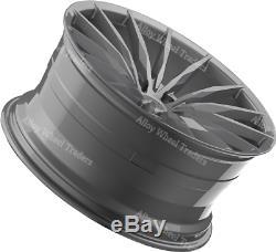 19 S Torque Wheels Wr Alloy For Audi A6 C7 A8 Q5 Q7 5x112 Coupe Tt Cabriolet
