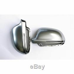 2 Hull Mirror 8p Audi A3 8pa 7 / 2008-5 / 2010 A3 8p7 4 / 2008-5 / 2010 Aluminum