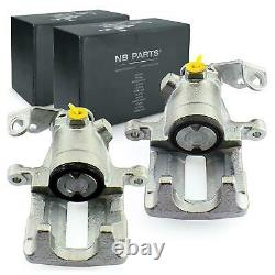 2x Left Rear Brake Extends - Right Audi 100 A6 C4 Convertible B4 Coupe 8b