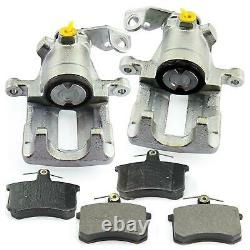 2x Saddle Of Stretch Brake - Audi A6 Front 100 Coupe Cabriolet