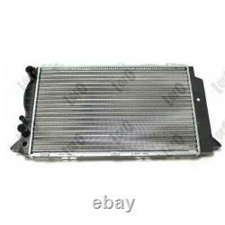Abakus Engine Cooling Radiator For Audi 80 8c B4 Cabriolet 8g7
