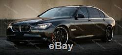 Alloy Wheels 18 190 For Audi A6 C7 A8 Q5 Q7 5x112 Coupe Tt Cabriolet Wr Bp