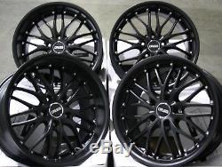 Alloy Wheels 18 MB 190 For Audi A6 C7 A8 Q3 Q5 Q7 5x112 Tt Coupe Cabriolet