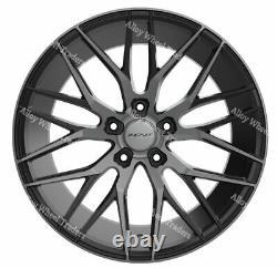 Alloy Wheels 20 Blitz For Audi A6 C7 A8 Q5 Q7 5x112 Tt Cabriolet Wr Coupe