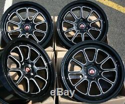 Alloy Wheels X4 17 Bp 10 For Audi A6 A8 Q5 Q7 5x112 Tt Coupé Convertible