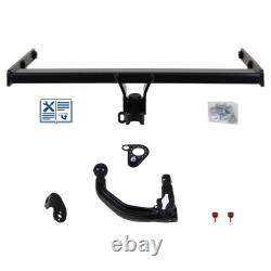 Attalage Pack For Audi A4 Sedan 15- Removable Oris - Beam Spec. 7 Pins