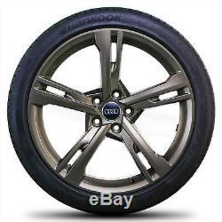 Audi 19 Inch Summer Wheels A5 S5 8w Cabrio Coupe Rauus Wheels Summer Tires