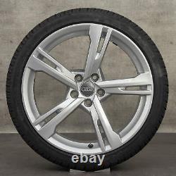 Audi 19 Inch Wheels A5 S5 8w Cabrio Coupé Ramus Complete Wheels Winter