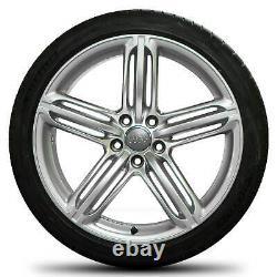 Audi 19-inch Rims A5 S5 B8 8t 8f Cabrio Coupe Summer Tire Segment