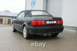 Audi 80/90 Type 89, B3 Soda / Coupe / 80 B4 Silent Cabriolet 135x80mm Fox