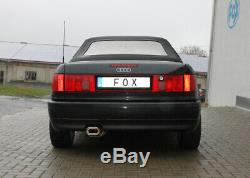 Audi 80/90 Type 89 B3 Soda / Coupe / Cabriolet 80 B4 Silent 135x80mm From Fox