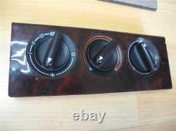 Audi 80 B4 Cabriolet Coupé Heating Panel Cover Noir Décor 8a1819075c