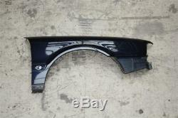Audi 80 Convertible Coupe B4 Typ89 Mudguards Right Lz5l Ming Blue 895821106d