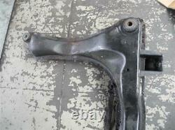 Audi 80 Convertible Coupe Porte-aggregat Cradle 8a0199313f 5zylinder Ng M10