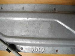 Audi 80 Coupé Cabriolet Typ89 El. Window Lift Right 895959802 895837730