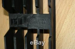 Audi 80 / S2 B4 V6 Convertible Coupe Typ89 Grid Bumper Center 895853683b