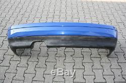 Audi 80 Typ89 B4 Cabriolet Coupe Rear Bumper Lz5m 895807301a