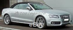 Audi A5 2007+ Underdoor Spoiler Cabrio Sportback Side Skirt Sline -fr