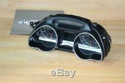 Audi A5 8t Coupé Convertible Gasoline Integrated Dashboard Achymeter Tachometer