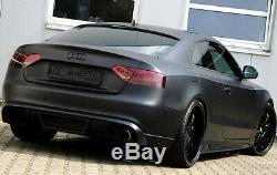 Audi A5 Coupe Cabrio S-line (2007-2011) Skirt / Diffuser / Addition Of Bumper