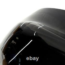 Audi A5 Coupé Cabriolet -2012 Rear Bumper Bumper Ahk Black Metallic