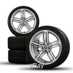 Audi A5 S5 19-inch Rims B8 8f 8t Coupe Cabrio Segment Summer Tires