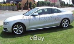 Audi A5 Underdoor Spoiler 2011+ Cabrio Sportback Lift Side Skirt Sline -fr