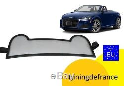 Audi Tt 8j Cabriolet 2007-2014 Deflector Net Anti-wind Cup Wind