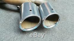 Audi Tts Tt S 8s Coupe Cabriolet Exhaust System Silencer 8s0253611
