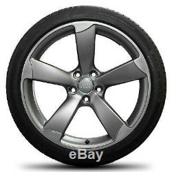 Audi Wheels Were 19 Inches Wheels A5 8t S5 B8 Convertible Coupe Rotor 8t0601025cd