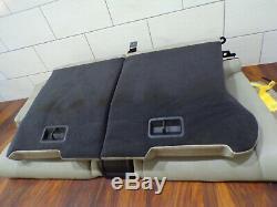 Back Seat Bench Audi A5 Coupé Cabriolet 8r 8t Original Leather Beige
