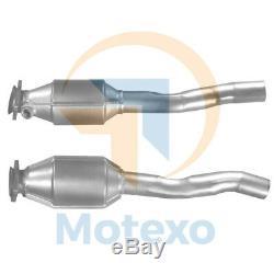 Bm90065h Catalyst Converter Audi Cabriolet 2.0i 8v Manual Gearbox 1 / 93-7 / 98