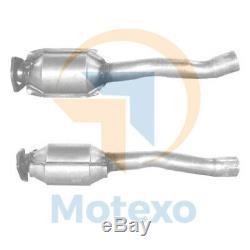 Bm90465 Catalyst Converter Audi Cabriolet 2.3i 10v 6 / 91-7 / 94