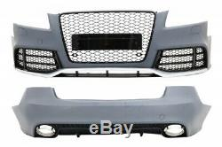 Body Complete Kit For Audi A5 8t Pre Facelift 2008-2011 Rs5 Coupe Cabrio Look
