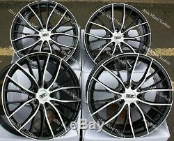 Bp 19 Alloy Wheels Drc DMM For Audi A4 B5 B7 B8 B9 Saloon A5 Coupé Cabriolet