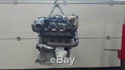 Cdu Engine Audi A5 Cabriolet 8f A5 8t Coupe Quattro 3,0tdi 245ps 63tkm
