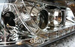 Chrome Headlights For Audi 80 B4 Rs2 S2 Cabriolet Sedan Before Lights Cff