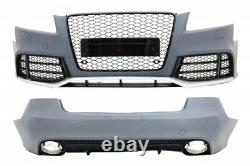 Complete Body Kit For Audi A5 8t Pre Facelift 2008-2011 Coupe Cabrio Rs5 Look